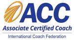 Logo ACC - Associate Certified Coach der International Coach Federation